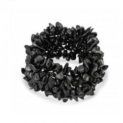 Chipsuri onix negru 5-8mm (15cm)