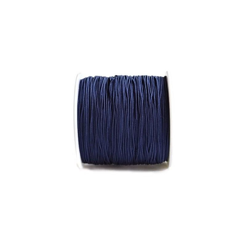Snur nylon albastru inchis 0,8mm (5metri)