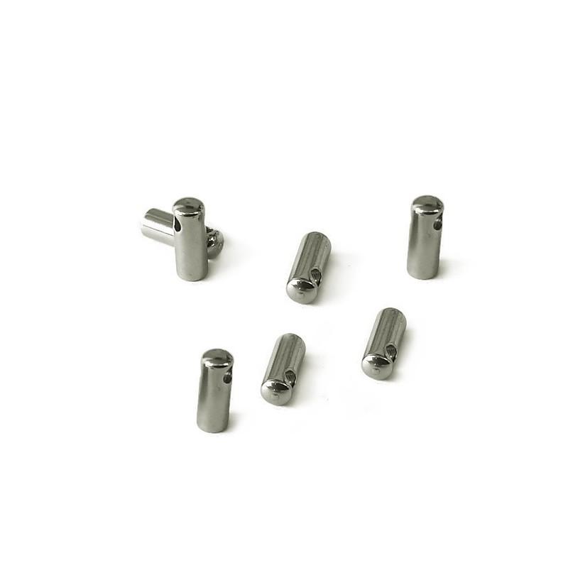 Capat snur inox , 7x2,5mm (Ø 2mm)