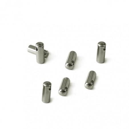 Capat snur inox, 7x2,5mm (Ø 2mm)