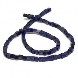 Lapis Lazuli cuburi neregulate aprox 3x4,5x5mm