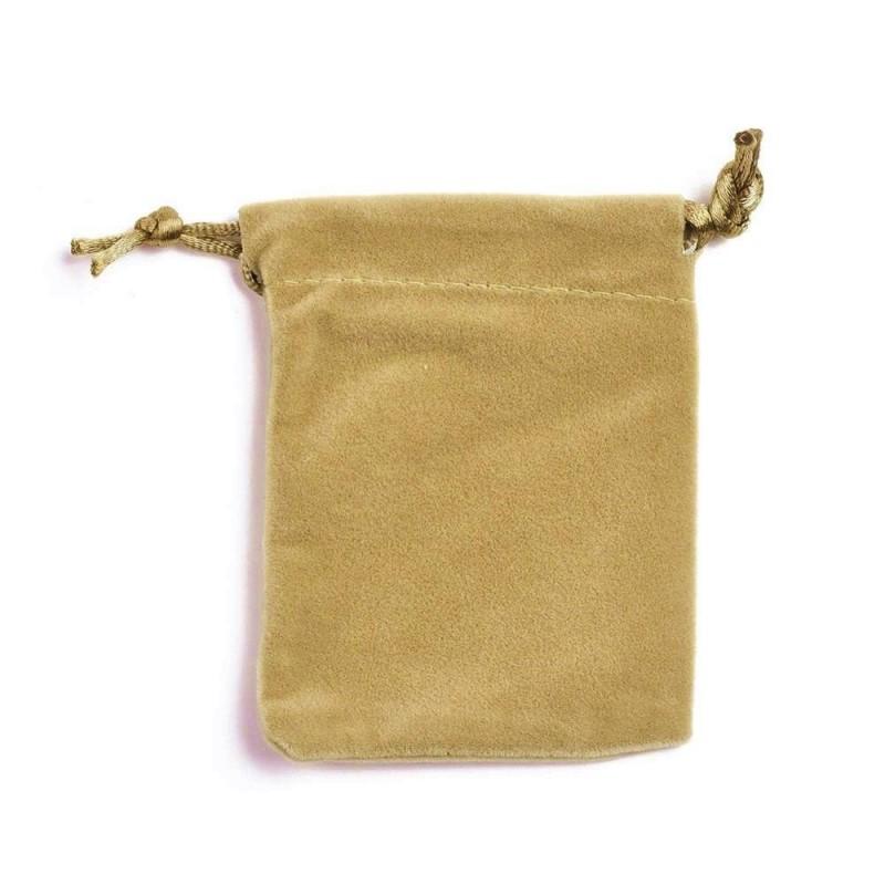 Saculet textil, punga cadou ,catifea  9,5x7,5mm