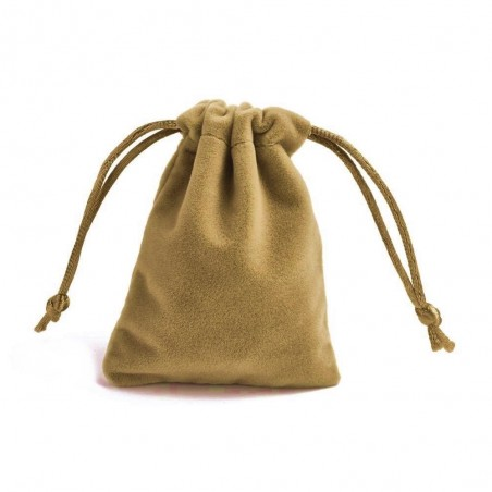 Saculet textil, punga cadou ,catifea  8,5x7,5mm