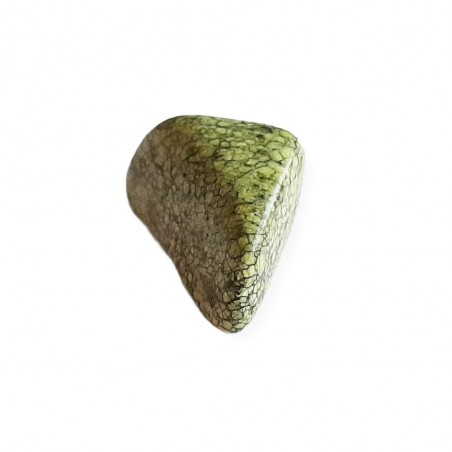 Serpentin natural rulat 20x8mm (Protectie )