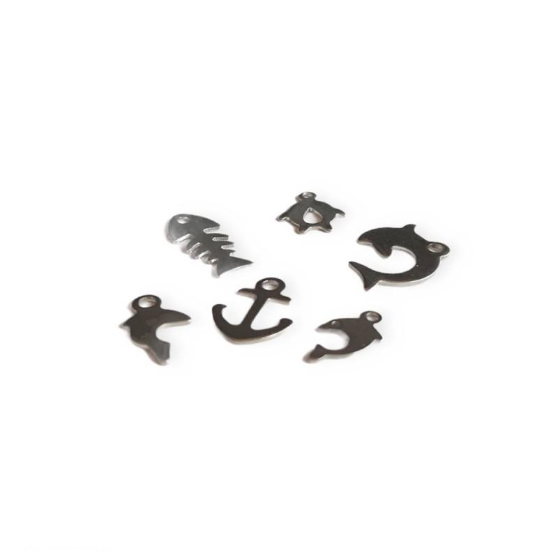 Charmuri marine 12~18x7~13mm (6buc.)